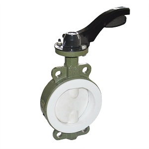 The Repairing Of Lined Butterfly Valves